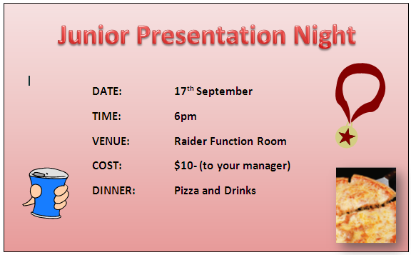 Junior_Presentation_Night